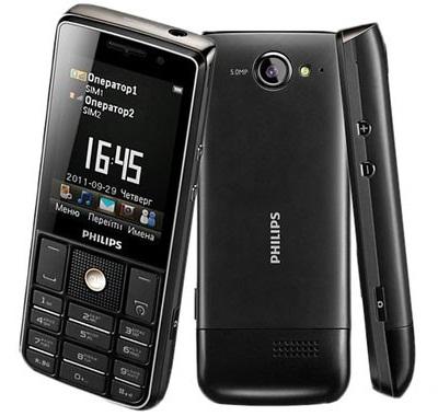 Телефоны Philips по праву
